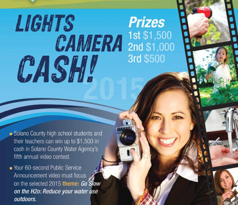 SCWA Video Contest Flyer 2015