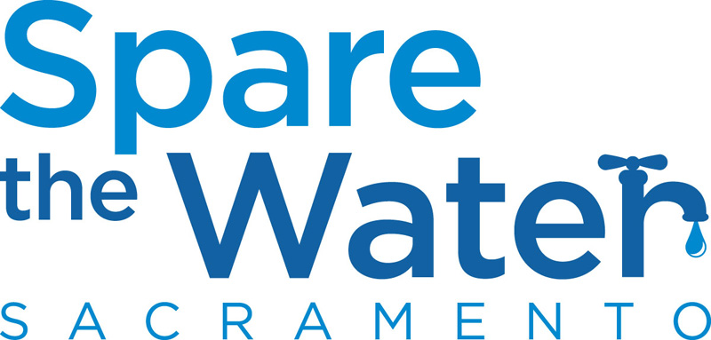 Spare the Water Logo