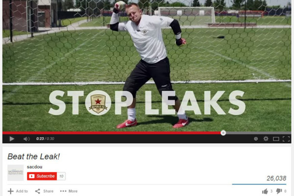 YouTube Beat the Leak video with likes2
